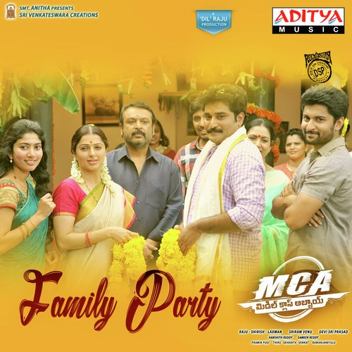 Watch: The Family Party number from Nani-Sai Pallavi starrer MCA is quite lively