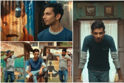 Watch: Video of 'Gaali Vaaluga' featuring Anirudh Ravichander is a treat to fans of Power Star Pawan Kalyan