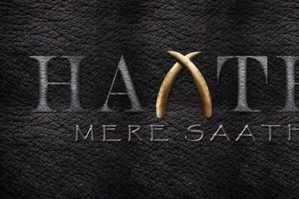 Rana Daggubati unveils the title logo of 'Haathi Mere Saathi'