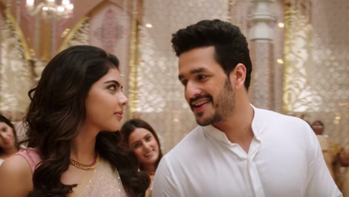 Nagarjuna unveils the teaser of first single from HELLO in a fun-filled Twitter chat with Akhil Akkineni