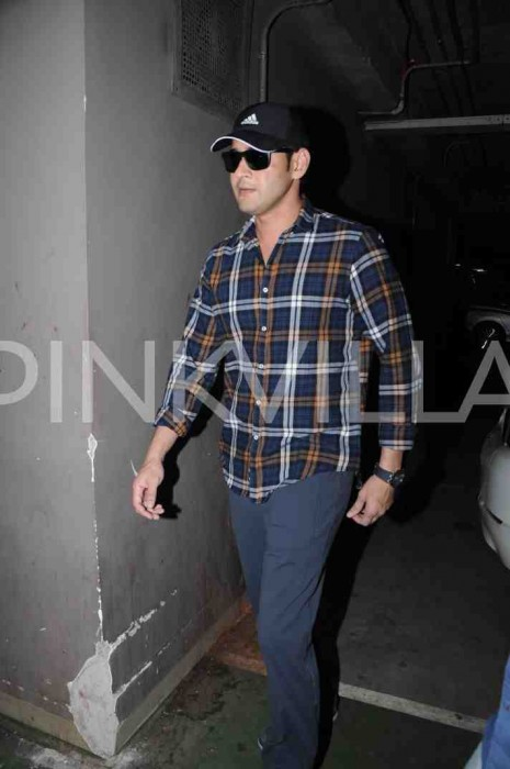 Airport Diaries: Mahesh Babu and wife Namrata spotted in Mumbai