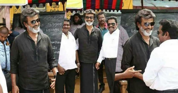 Rajinikanth is swag personified in these stills from Kaala