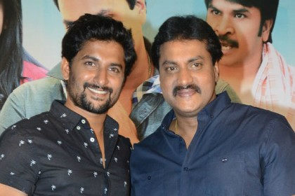 Nani: Sunil was the one who supported me when I was new in the industry
