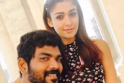 Vignesh Shivn congratulates Nayanthara as Aramm completes 50 days at the box office