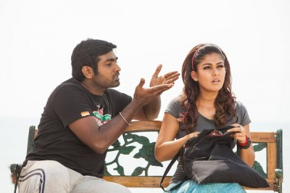 Nayanthara and Vijay Sethupathi team up once again