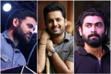 Praveen Sattaru's next to be a multi-starrer with Nithiin and Rana Daggubati?