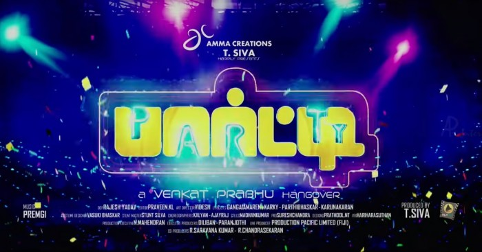 'Party' Teaser: This Venkat Prabhu's hilarious conundrum will leave you in splits