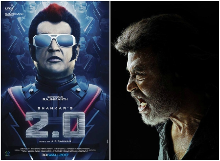 Two big releases of superstar Rajinikanth 2.0 and Kaala get release dates