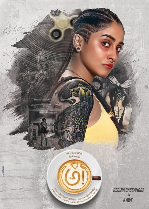 See Pic: Regina Cassandra's 'spunky' transformation for 'AWE' is unbelievable