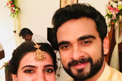 This photo of Samantha Akkineni and Ashok Selvan is awesome