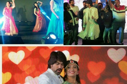 Yash and Radhika Pandit's first wedding anniversary: Radhika shares unseen pictures from their wedding