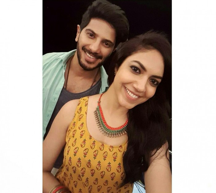 EXCLUSIVE! Treat to watch Dulquer Salmaan in front of the camera, says Ritu Varma