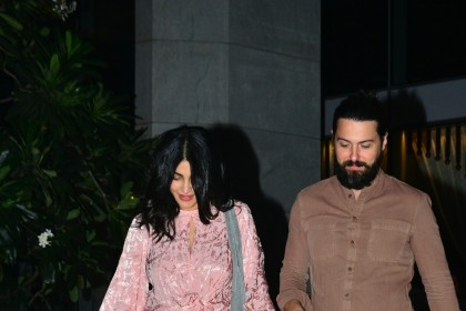 Photos: A lovely Shruti Haasan spotted in Mumbai with rumoured boyfriend Michael Corsale