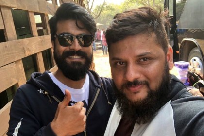 Photos: Shooting of Mega Star Chiranjeevi's 'Sye Raa Narasimha Reddy' begins today in Hyderabad