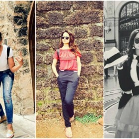 Happy Birthday Shanvi Srivastava: These photos of the actress that prove that she is a total travel junkie