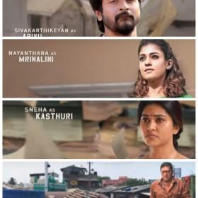 Watch the intriguing motion poster of  Sivakarthikeyan's Velaikkaran
