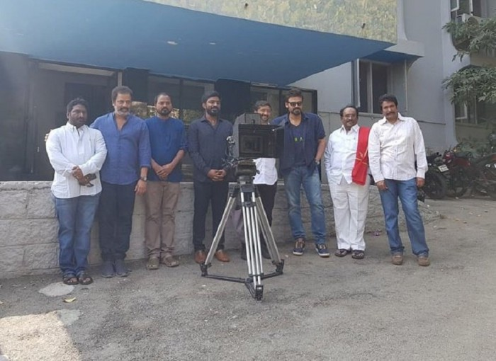 Venkatesh's next film with director Teja gets launched officially