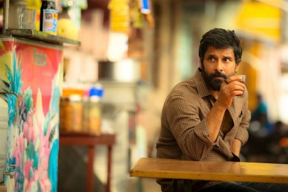 Major update on the shoot of Vikram's Saamy 2