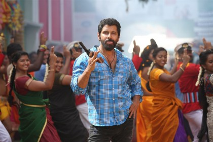 Vikram is style personified in these stills from Sketch