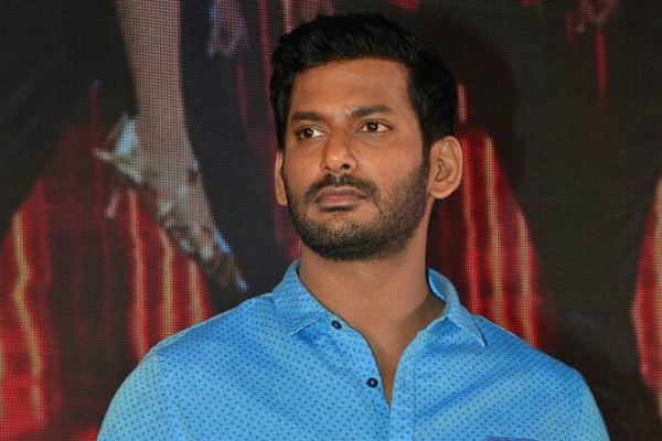 Vishal: Change is inevitable and more youngsters must join Politics to make our country a global powerhouse