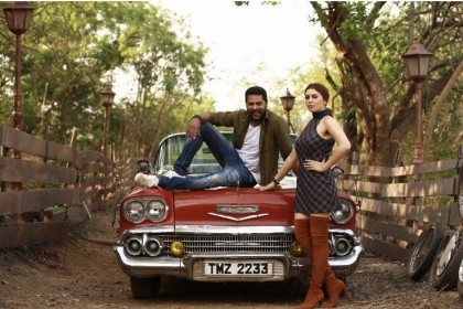 Prabhudeva and Hansika starrer Gulebakavali set to release on Pongal