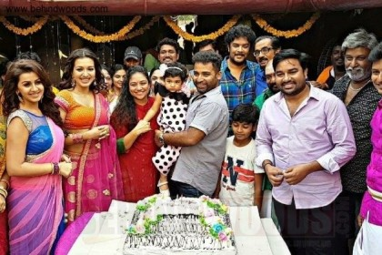 Sundar C's Kalakalappu 2 starring Jai, Jiiva, Catherine Tresa and Nikki Galrani wrapped!