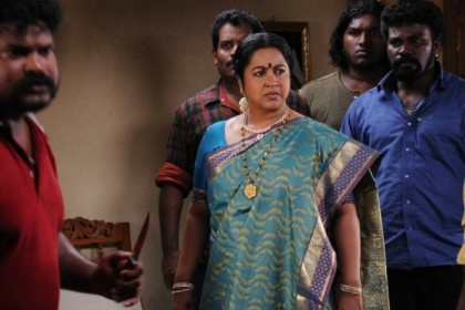 'Everyone gets to see true colours', says Radikaa Sarathkumar in a sly tweet on Vishal