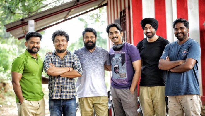 Actor Dileep resumes shooting for much delayed 'Kammarasambhavam'