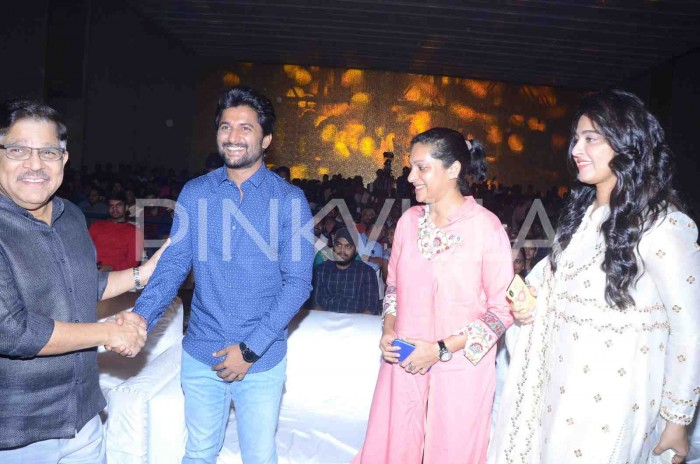 Photos: Pre-release event of Anushka Shetty's Bhaagamathie was a star-studded event