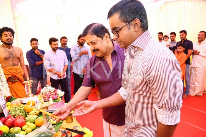 Photos: Suriya's next film with director Selvaraghavan gets launched
