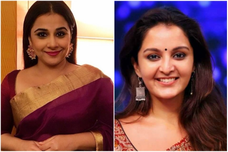 God's blessing that Vidya Balan opted out of 'Aami', says director Kamal