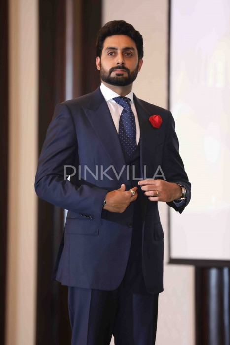 Photos: Mamta Mohandas and Abhishek Bachchan attend the Asiavision Excellence Awards in Dubai