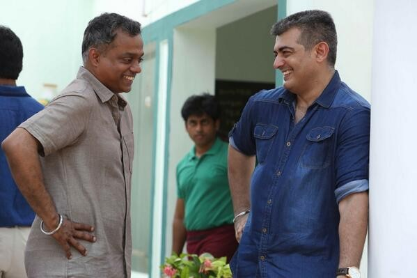 Ajith and Gautham Menon to reunite for 'Yennai Arindhaal 2'?