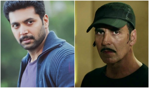 Jayam Ravi to star in the Tamil remake of Akshay Kumar's 'Baby'?