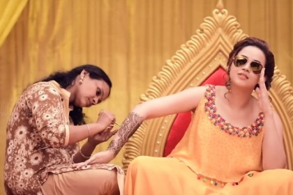 Watch: The teaser of mehndi ceremony of Bhavana's wedding will leave you asking for more