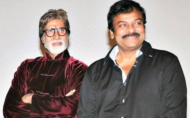 Amitabh Bachchan to begin shooting for Chiranjeevi starrer Sye Raa Narasimha Reddy soon?