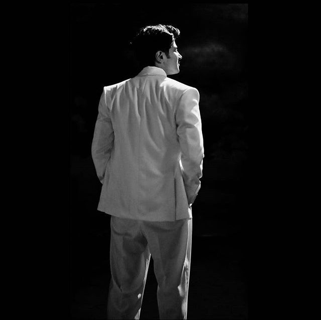 This photo from Mahanati will make you believe that Dulquer Salmaan is the right choice to play Gemini Ganesan on the big screen.