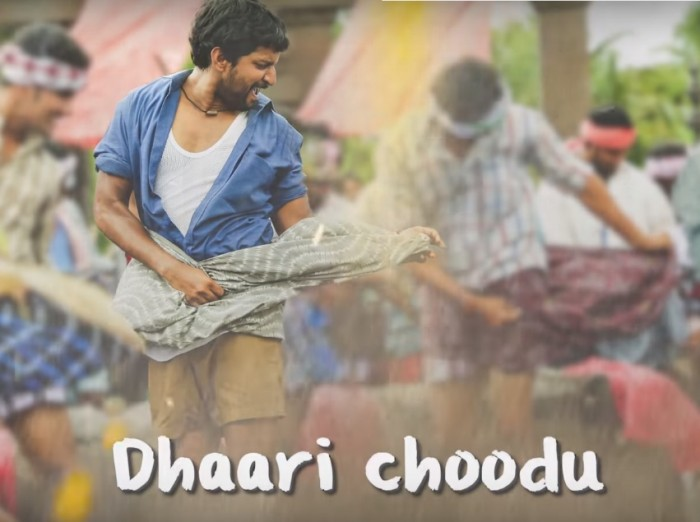 First single from Nani's 'Krishnarjuna Yuddham' titled 'Dhaari Choodu' is a peppy number