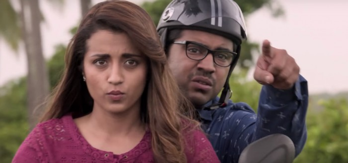 Watch: Nivin Pauly and Trisha Krishnan in 'HEY JUDE' trailer will leave us asking for more