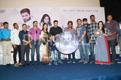 Photos: Audio launch of Tik Tik Tik starring Jayam Ravi and Nivetha Pethuraj
