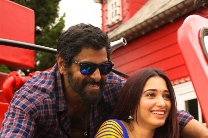Sketch Movie Review: This Vikram and Tamannaah starrer falls flat on its face
