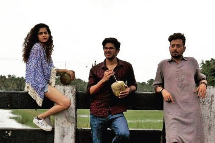 These stills from Dulquer Salmaan's maiden Hindi film Karwaan will remind you of your buddies