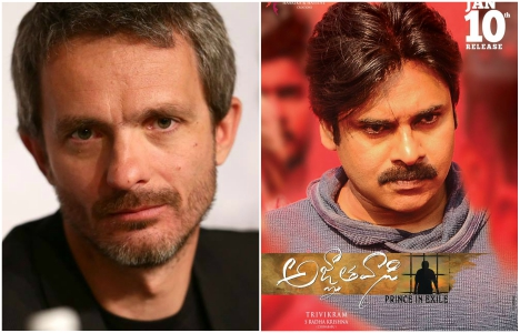 I'm afraid a settlement with T-series will not be enough, says Largo Winch director Jérôme Salle about Agnyaathavaasi