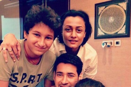 Superstar Mahesh Babu wishes wife Namrata on birthday in the most charismatic way
