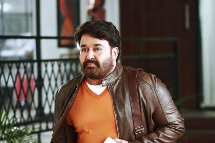 Mohanlal sports a lively look in his film with Ajoy Varma