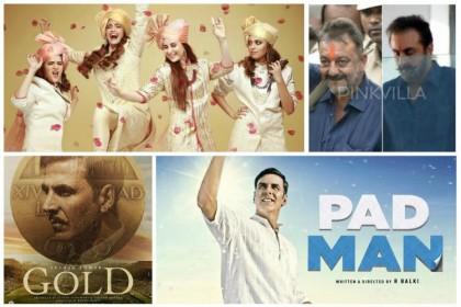 शाहरुख़ खान..अक्षय कुमार और दीपिका भी शामिल, 2018 में होगा इन फिल्मों का तांडव