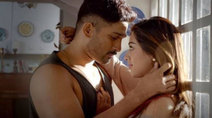 Naa Peru Surya: The teaser of Allu Arjun's next created a buzz on the social media