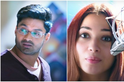 Watch Teaser: Tamannaah as an RJ and a transformed Kalyan Ram make a good pair in 'Naa Nuvve'