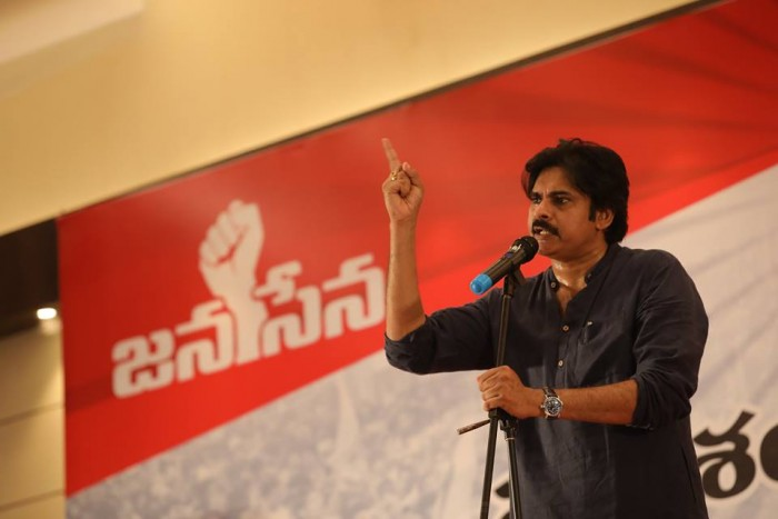 Pawan Kalyan to begin his political sojourn today in Telangana with 'Chalo re Chalo re Chal' tour