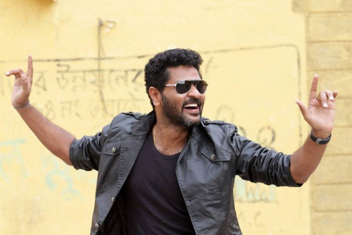 Success always gives happiness, says Prabhudheva